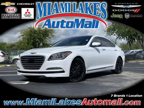 2017 Genesis G80 for sale in Miami, FL