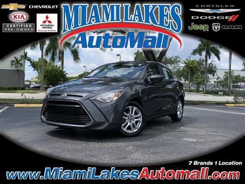 2016 Scion iA for sale in Miami, FL