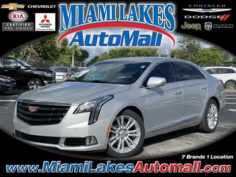 2018 Cadillac XTS for sale in Miami, FL