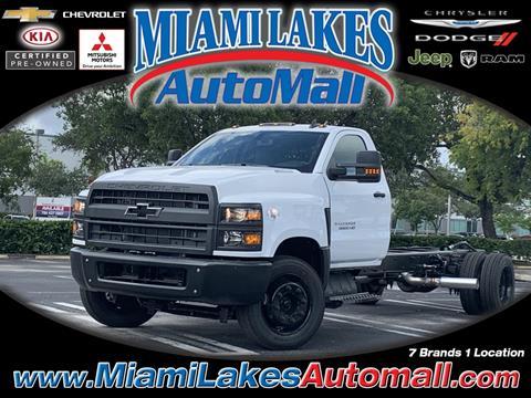 2019 Chevrolet Silverado 4500HD for sale in Miami, FL