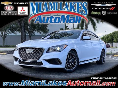 2019 Genesis G80 for sale in Miami, FL