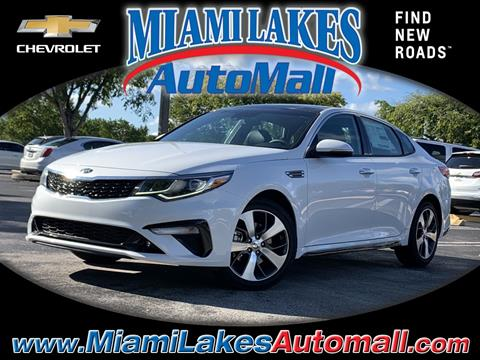 2020 Kia Optima for sale in Miami, FL
