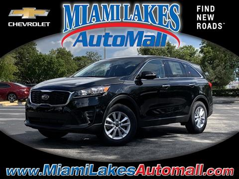2020 Kia Sorento for sale in Miami, FL