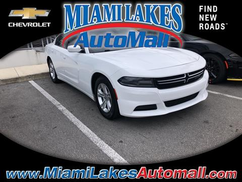 2015 Dodge Charger for sale in Miami, FL