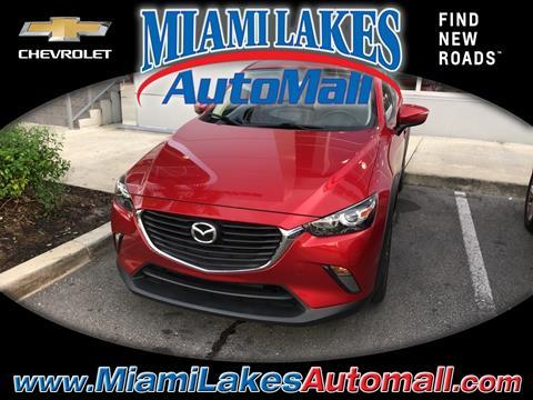 2017 Mazda CX-3 for sale in Miami, FL