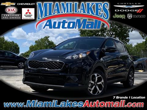 2020 Kia Sportage for sale in Miami, FL