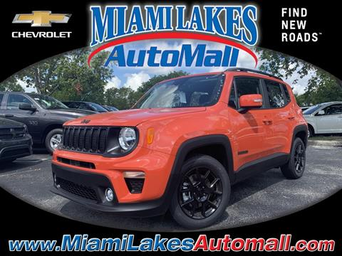 2019 Jeep Renegade for sale in Miami, FL