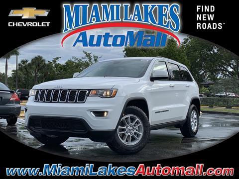 2020 Jeep Grand Cherokee for sale in Miami, FL
