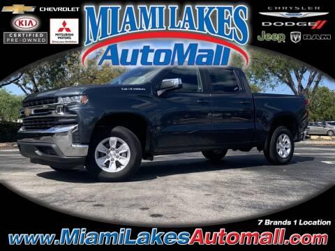 2020 Chevrolet Silverado 1500 for sale at Miami Lakes Auto Mall in Miami FL