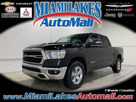 2020 RAM Ram Pickup 1500 for sale at Miami Lakes Auto Mall in Miami FL