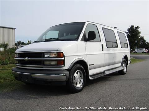 2000 Chevrolet Express Passenger for sale in Richmond, VA