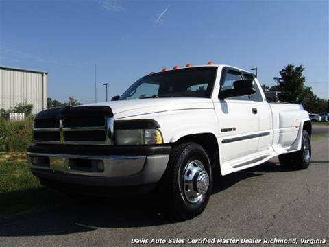 2001 Dodge Ram Pickup 3500 for sale in Richmond, VA