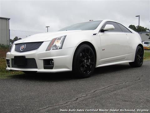 2011 Cadillac CTS-V for sale in Richmond, VA