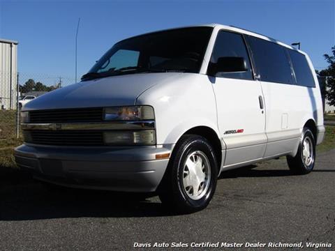 1998 Chevrolet Astro for sale in Richmond, VA
