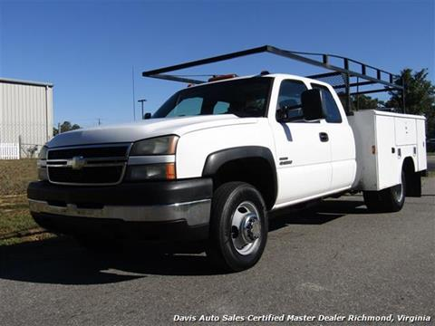2006 Chevrolet Silverado 3500 for sale in Richmond, VA