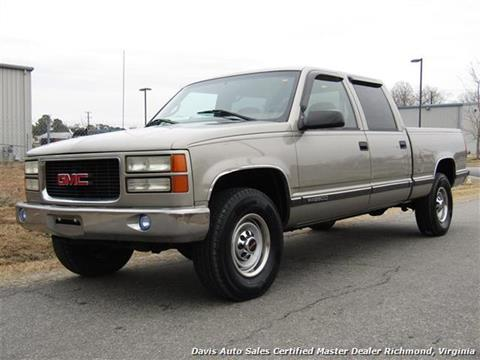 2000 GMC C/K 2500 Series for sale in Richmond, VA