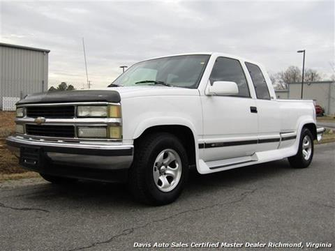 1996 chevrolet silverado 1500 for sale. Black Bedroom Furniture Sets. Home Design Ideas