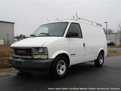 2002 GMC Safari Cargo for sale in Richmond, VA