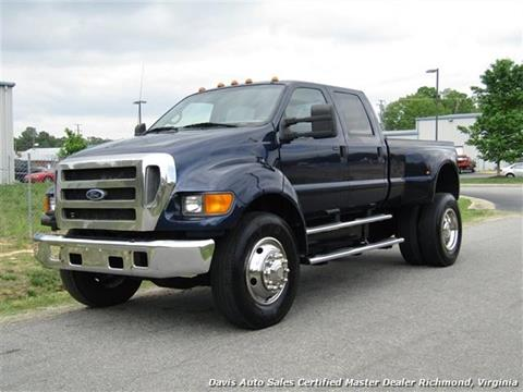 2000 Ford F-650 Super Duty for sale in Richmond, VA
