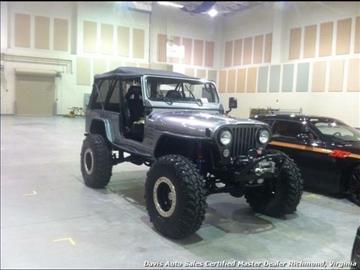 1984 Jeep Scrambler for sale in Richmond, VA