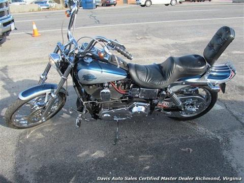 Used Harleys For Sale >> 2000 Harley Davidson Fxdwg For Sale In Richmond Va