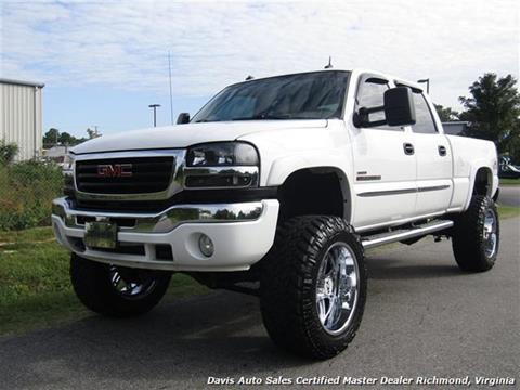 2003 GMC Sierra 2500HD for sale in Richmond, VA
