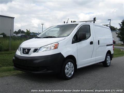 2014 Nissan NV200 For Sale In Richmond, VA