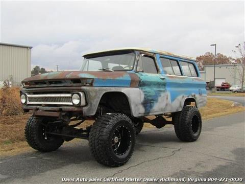 Lifted Suburban For Sale >> Used 1964 Chevrolet Suburban For Sale In Texas Carsforsale Com