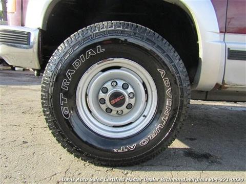 1994 GMC Sierra 2500