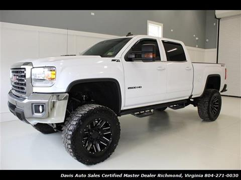 2016 GMC Sierra 2500HD for sale in Richmond, VA