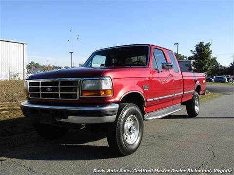 97 ford f250 manual transmission