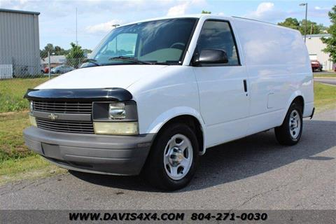 2004 Chevrolet Astro Cargo for sale in Richmond, VA