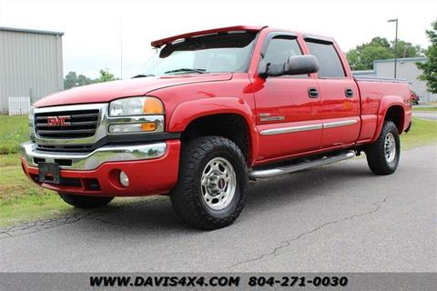 2005 GMC Sierra 2500HD for sale in Richmond, VA