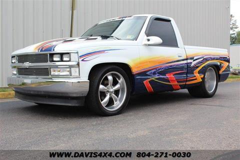 Cars For Sale In Richmond Va >> 1989 Chevrolet C K 1500 Series For Sale In Richmond Va