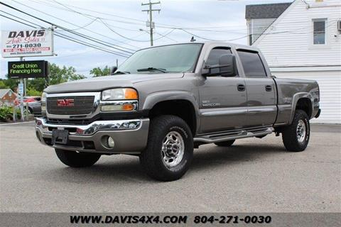 2006 GMC Sierra 2500HD for sale in Richmond, VA