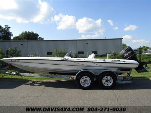 1999 Triton 20 FOOT TX21PD BASS FISHING BO for sale in Richmond, VA
