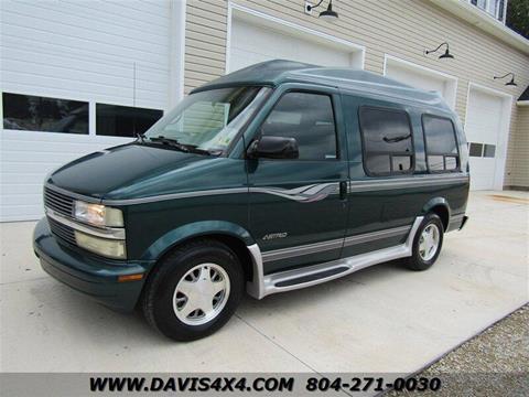 1997 Chevrolet Astro for sale in Richmond, VA