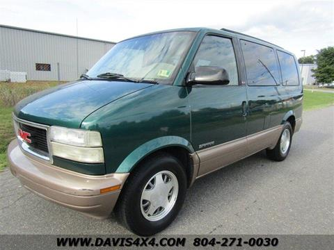 1999 GMC Safari for sale in Richmond, VA