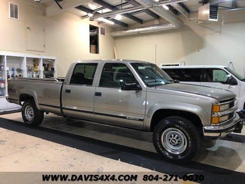 2000 Chevrolet C/K 3500 Series for sale in Richmond, VA