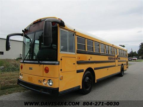 2004 Thomas Built Buses Saf-T-Liner HDX for sale in Richmond, VA