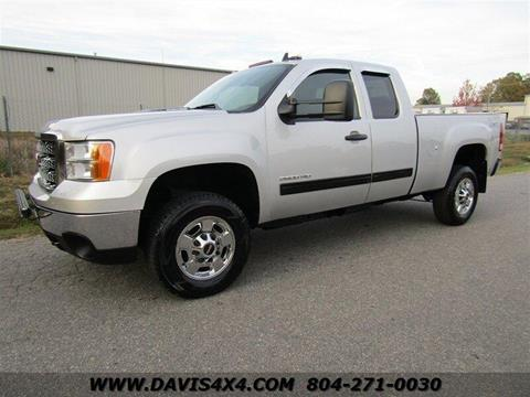2013 GMC Sierra 2500HD for sale in Richmond, VA