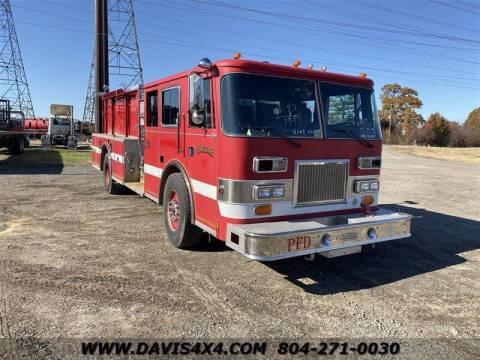 1997 Pierce Fire Truck for sale in Richmond, VA