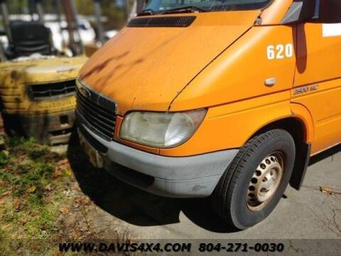 2004 Dodge Sprinter Cargo for sale at DAVIS AUTO SALES                                     . in Richmond VA