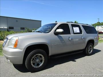 2007 GMC Yukon XL for sale in Richmond, VA