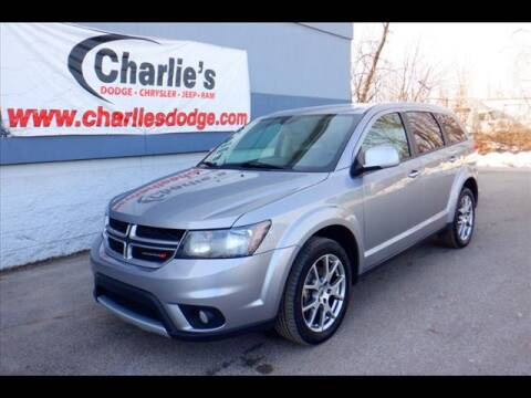 2018 Dodge Journey GT for sale at Charlie's Dodge Chrysler Jeep - CHARLIE'S DODGE INC. in Maumee OH