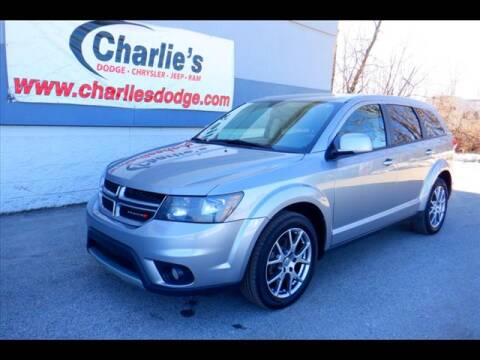 2017 Dodge Journey GT for sale at Charlie's Dodge Chrysler Jeep - CHARLIE'S DODGE INC. in Maumee OH