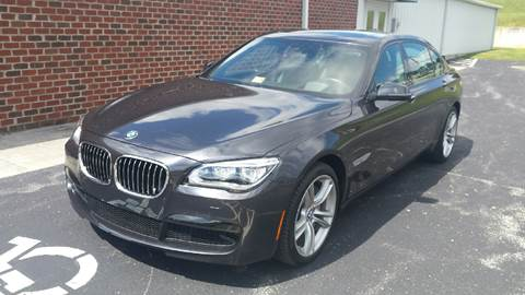 2014 BMW 7 Series for sale in Christiansburg, VA