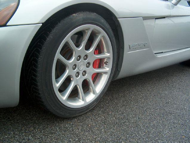 2004 Dodge Viper SRT-10 2dr Roadster - Christiansburg VA