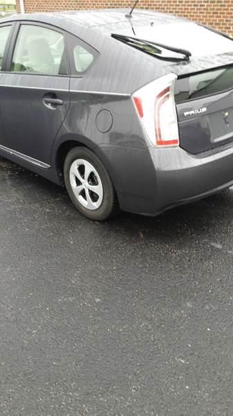 2013 Toyota Prius  - Christiansburg VA