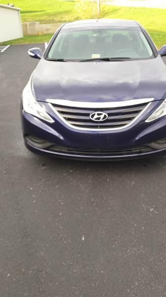 2014 Hyundai Sonata GLS - Christiansburg VA